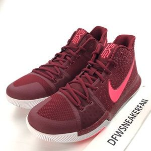 Nike Kyrie 3 Men's 12 Basketball Shoes New